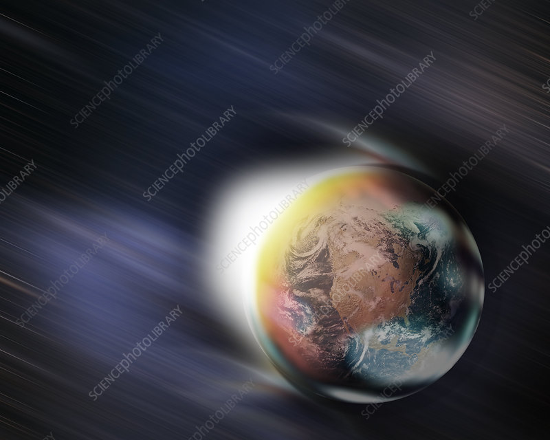 Earth in Motion
