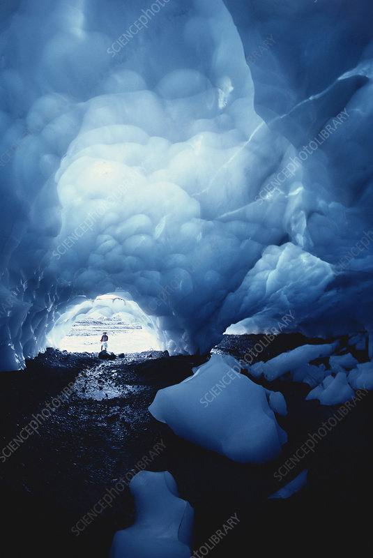 Ice Caves, Mt. Rainier