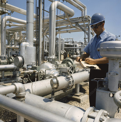 Engineer at Water Treatment Plant