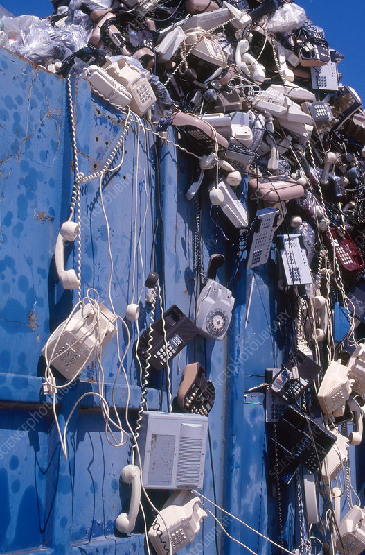 Telephone Recycling