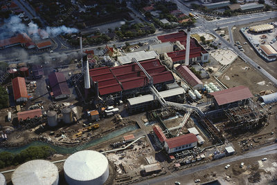 Water Desalinisation Plant, Curacao