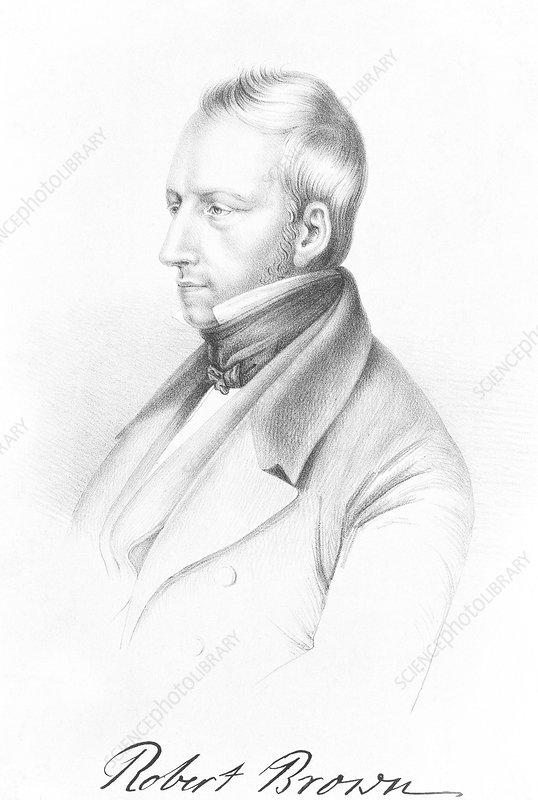 Robert Brown, Scottish botanist