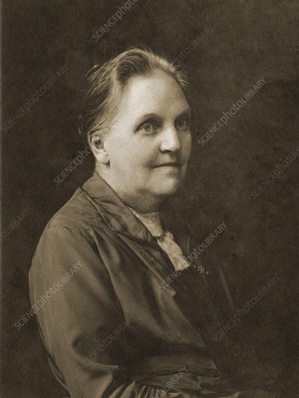 Anne Lorrain Smith, British botanist
