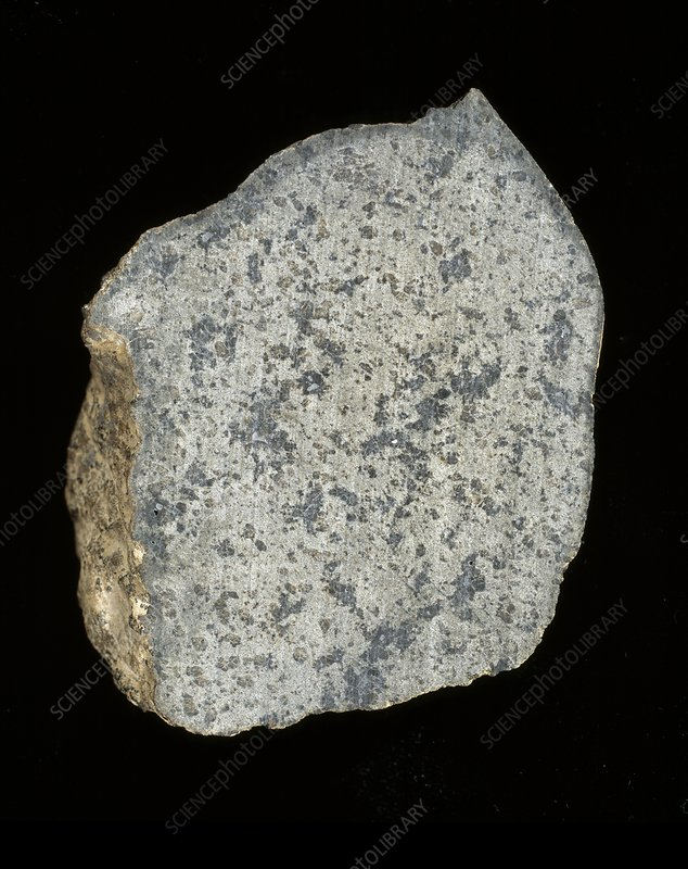 Shargottite Sayh al Uhaymir meteorite