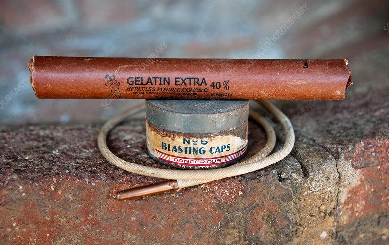 Image result for blasting gelatin