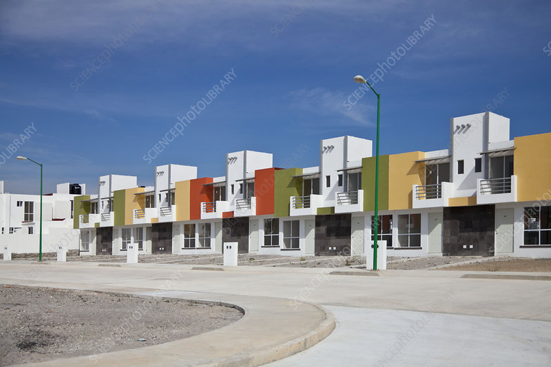 New Housing, Mexico