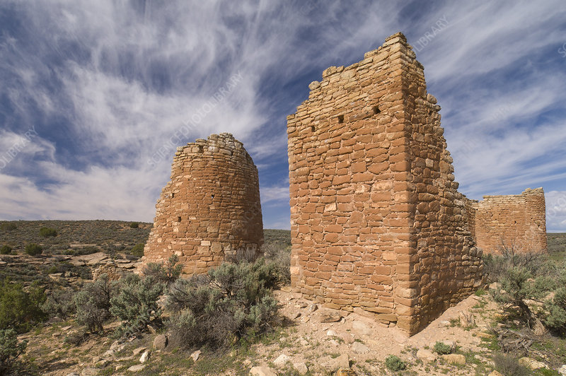 Hovenweep Castle Ruins, USA