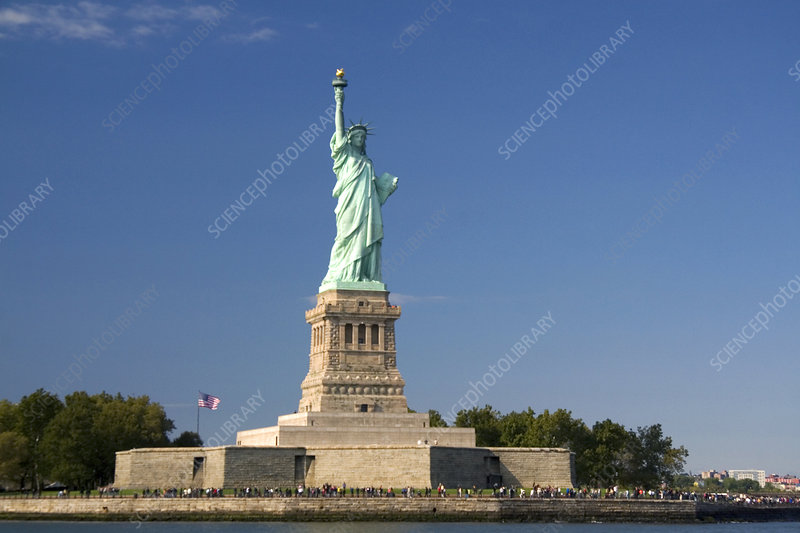 Statue of Liberty, NYC, USA