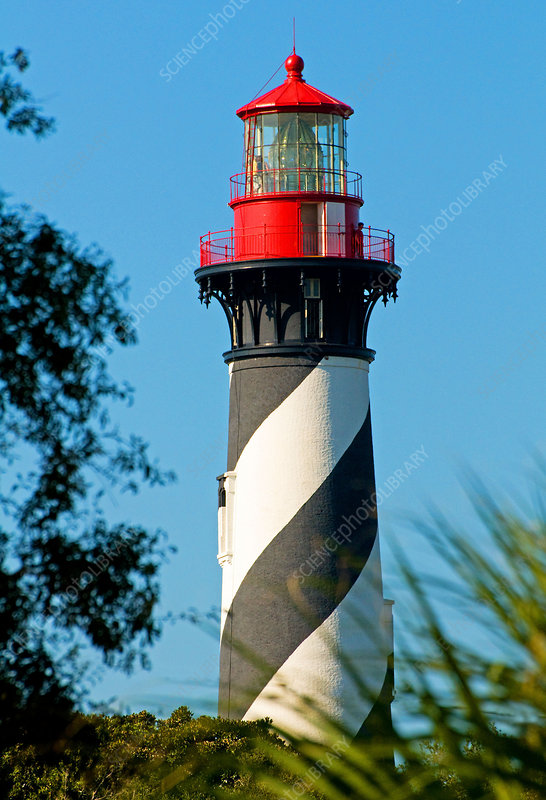 St. Augustine Lighthouse, USA