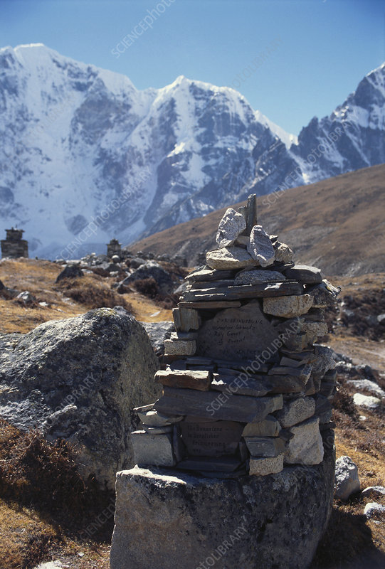 Cairn (Grave Marker), Nepal