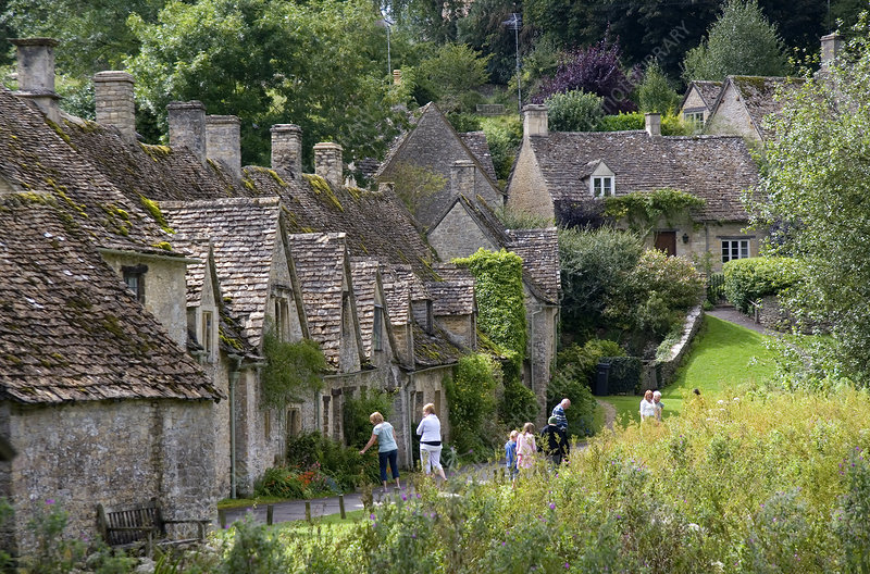 Cotswold Stone Cottages, UK