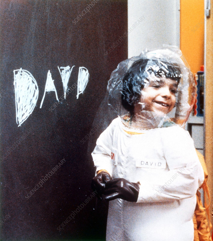 David Vetter, The Bubble Boy
