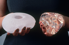 Textured and Silicone Gel Implants