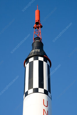 Mercury Redstone Rocket