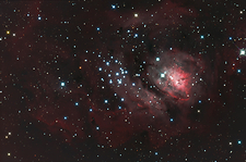 M8 The Lagoon Nebula Complex