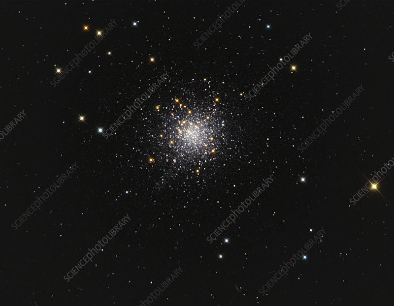 M13 Globular Star Cluster in Hercules