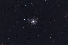 M30 Globular Star Cluster in Capricorn