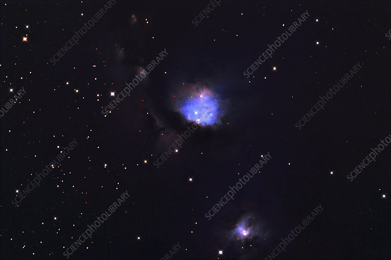 M78 The Reflection Nebula In Orion