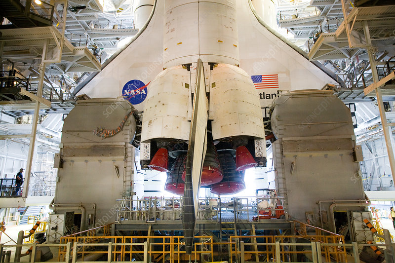 Space Shuttle Mission 135