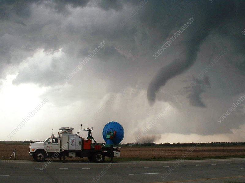 Tornado, Doppler On Wheels, DOW7
