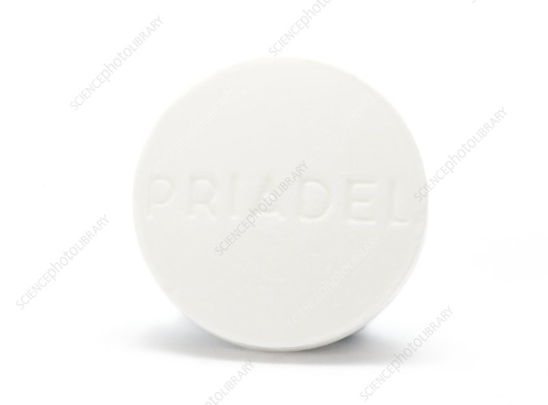 Priadel mood stabiliser drug