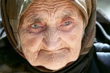 104-year old woman