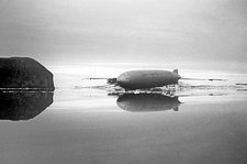 Airship Graf von Zeppelin in the Arctic