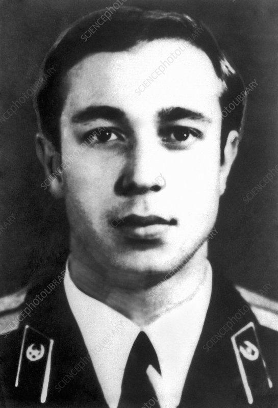 Vladimir Pravik, Chernobyl firefighter