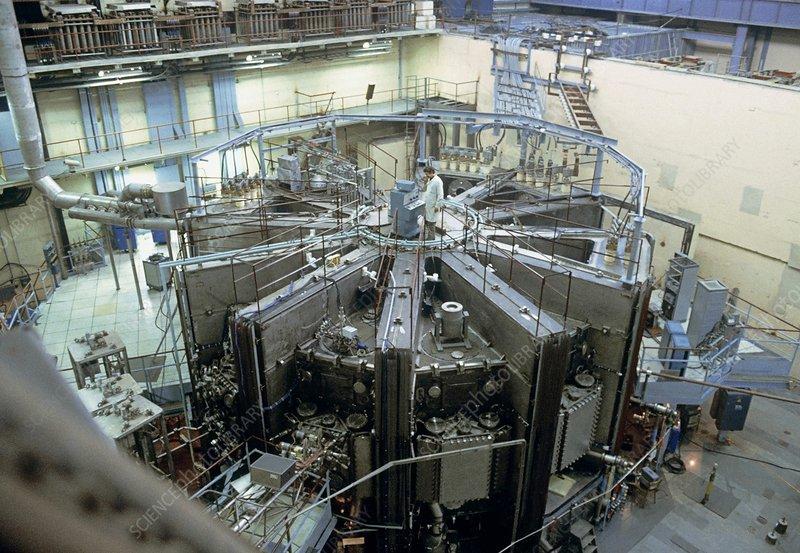 Fusionsreaktor Tokamak