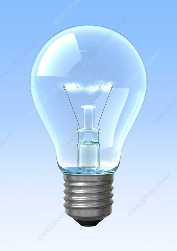 Light bulb, artwork