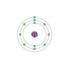 Sodium, atomic structure - Stock Image - C013/1517 - Science Photo LibraryScience Photo Library