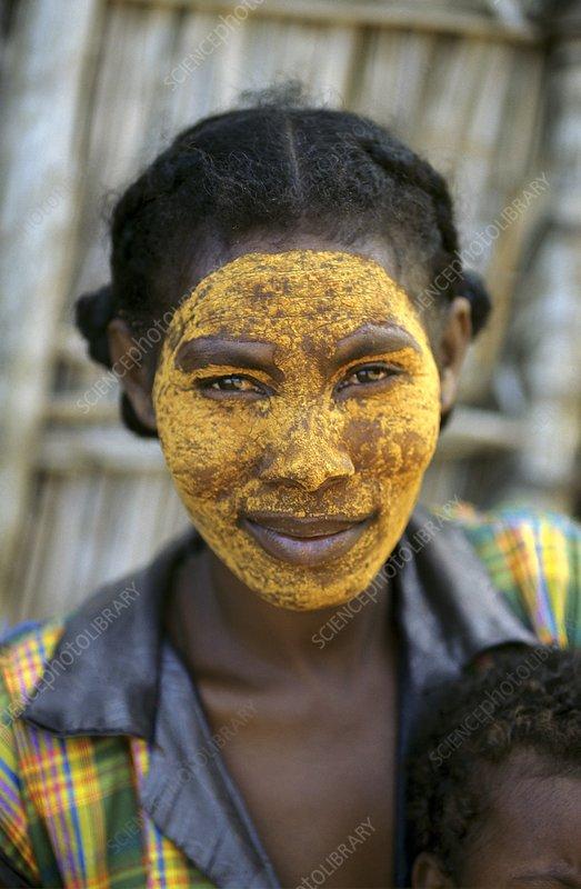 Masikoro woman, Madagascar