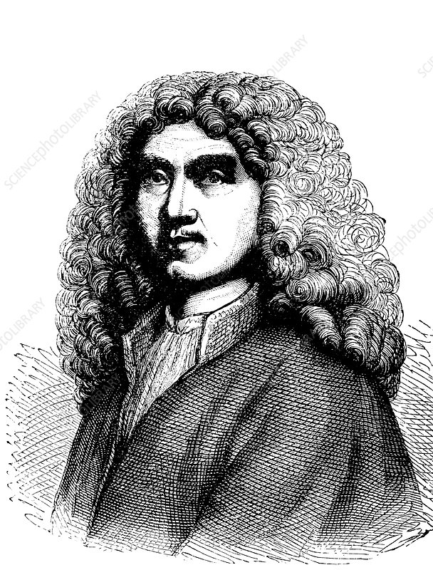 Moliere, French playwright