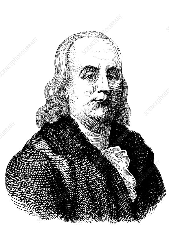 Benjamin Franklin, US scientist