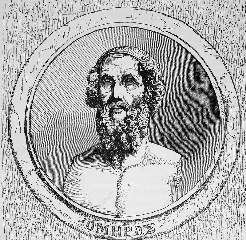 Homer, Ancient Greek poet