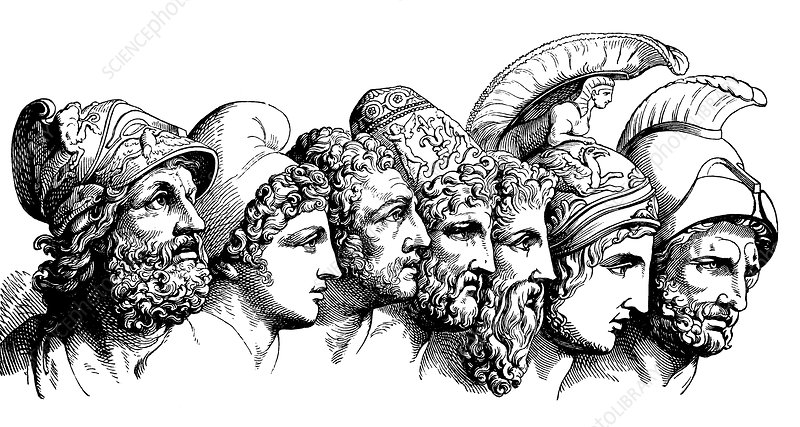 the reconciliation between agamemnon and achilles Its present ending, at iliad 24, shows a reconciliation between achilles ( representing the victorious greek side) and priam, king of troy (representing the defeated trojan side), and so our story is not about troy (ilium) it is about the anger of achilles against agamemnon, leading to achilles' refusal to fight for the greeks.