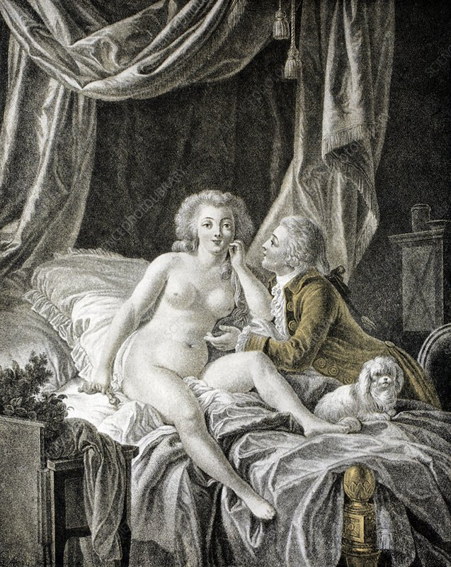 Tremayne recommend best of 18 century erotica