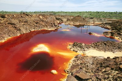Acid mine drainage, Kenya