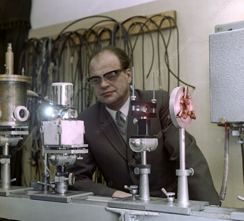 Nikolai Basov, Soviet physicist