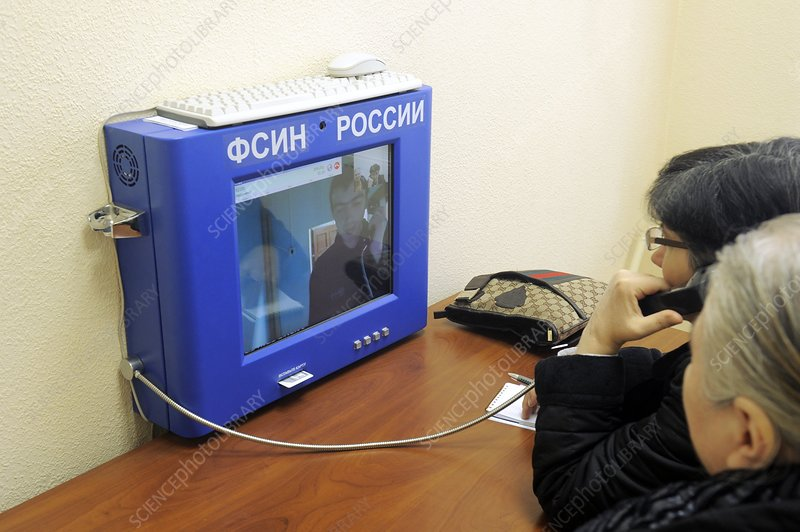 Prison communication, Russia
