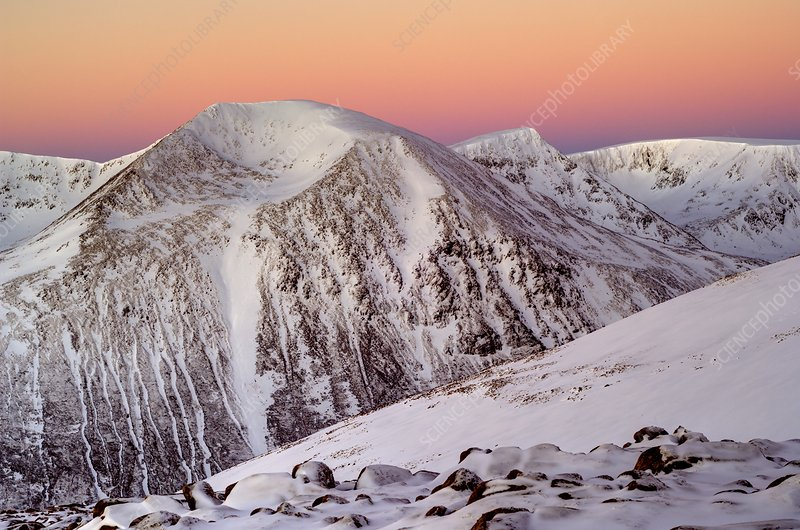 Cairn Toul, Scottish mountain