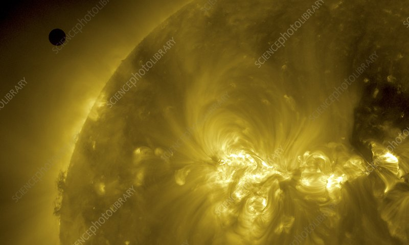 Transit of Venus, 5-6 June 2012