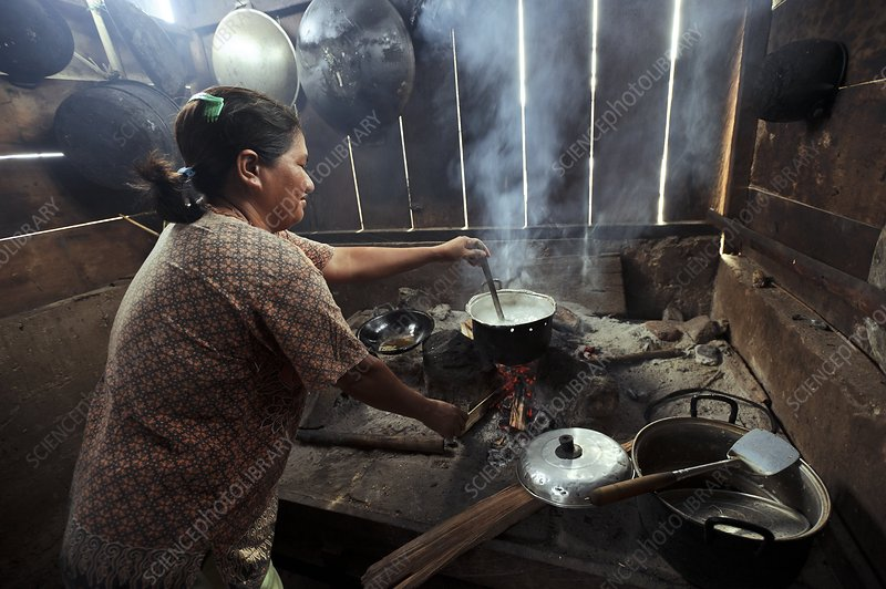 Home cooking, Indonesia