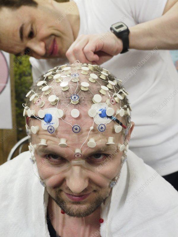 Mars-500 commander's brain tests