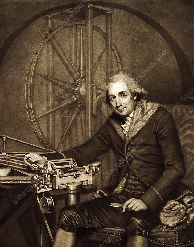 Jesse Ramsden, English instrument maker