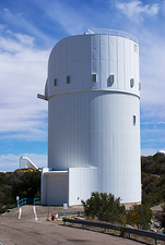 2.3m Bok telescope dome, Kitt Peak
