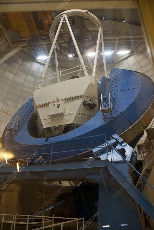 Mayall 4m reflecting telescope, Kitt Peak