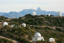 Kitt Peak National Observatory, Arizona.