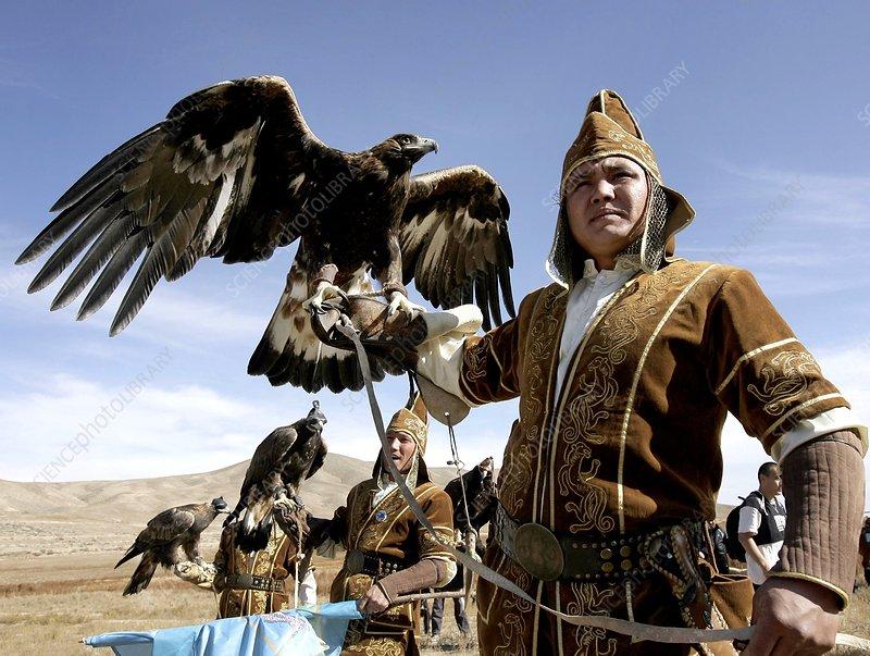Hunting festival, Kyrgyzstan