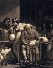 From alchemy to chemistry, 19th century